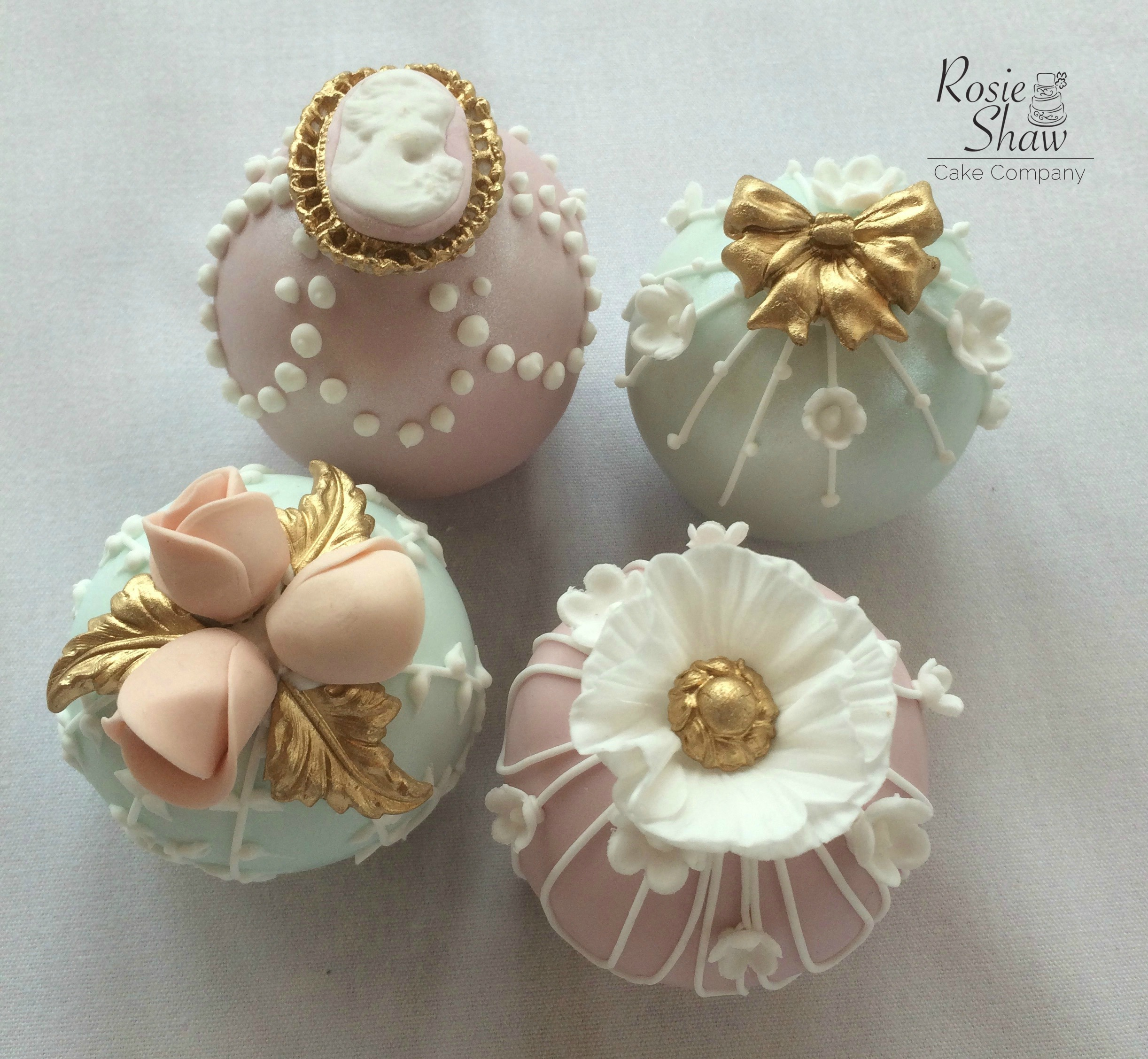 Sphere Cake Collection