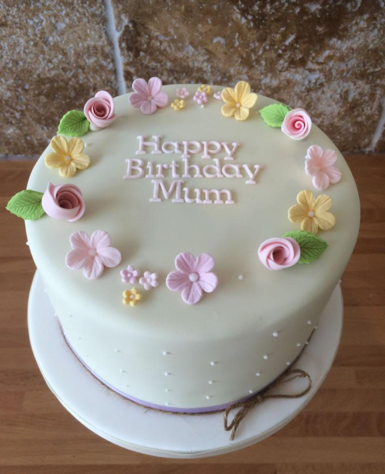 Chocolate St Birthday Cake Uk